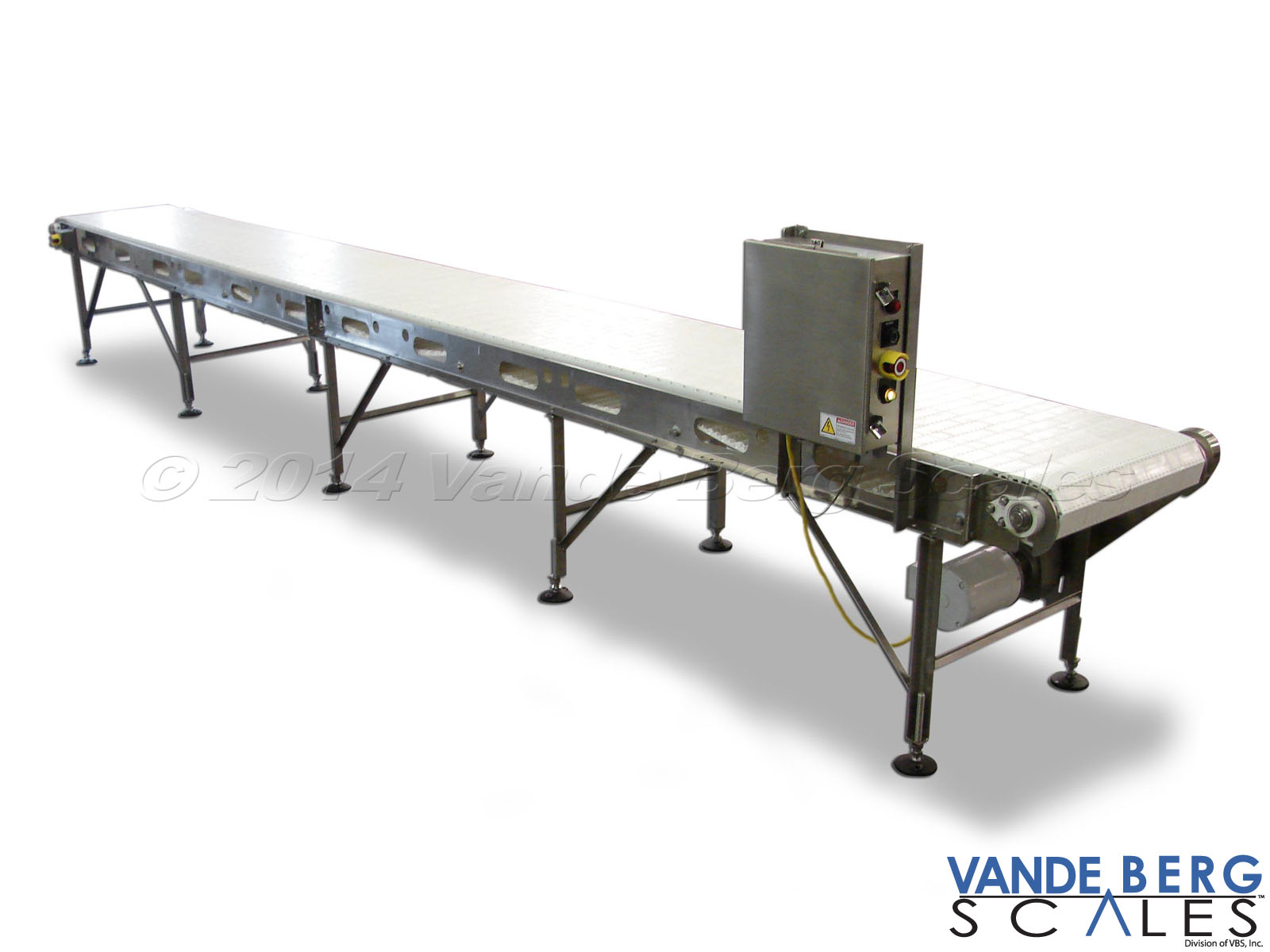 easy to clean conveyor