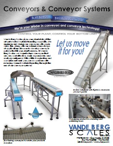 Conveyor Systems Brochure