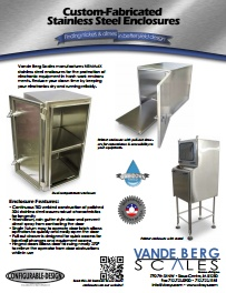 Stainless Steel Enclosure Brochure