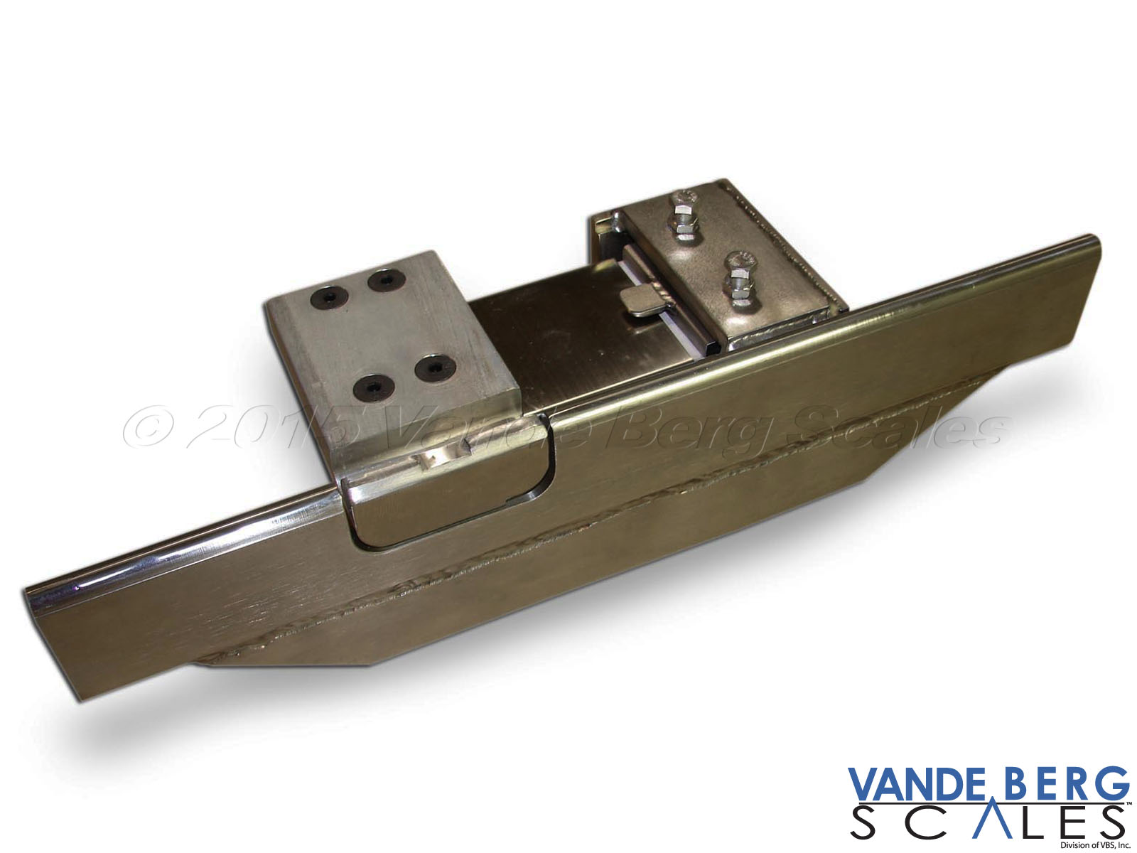 The simplicity of a single load cell single trolley stainless steel static monorail