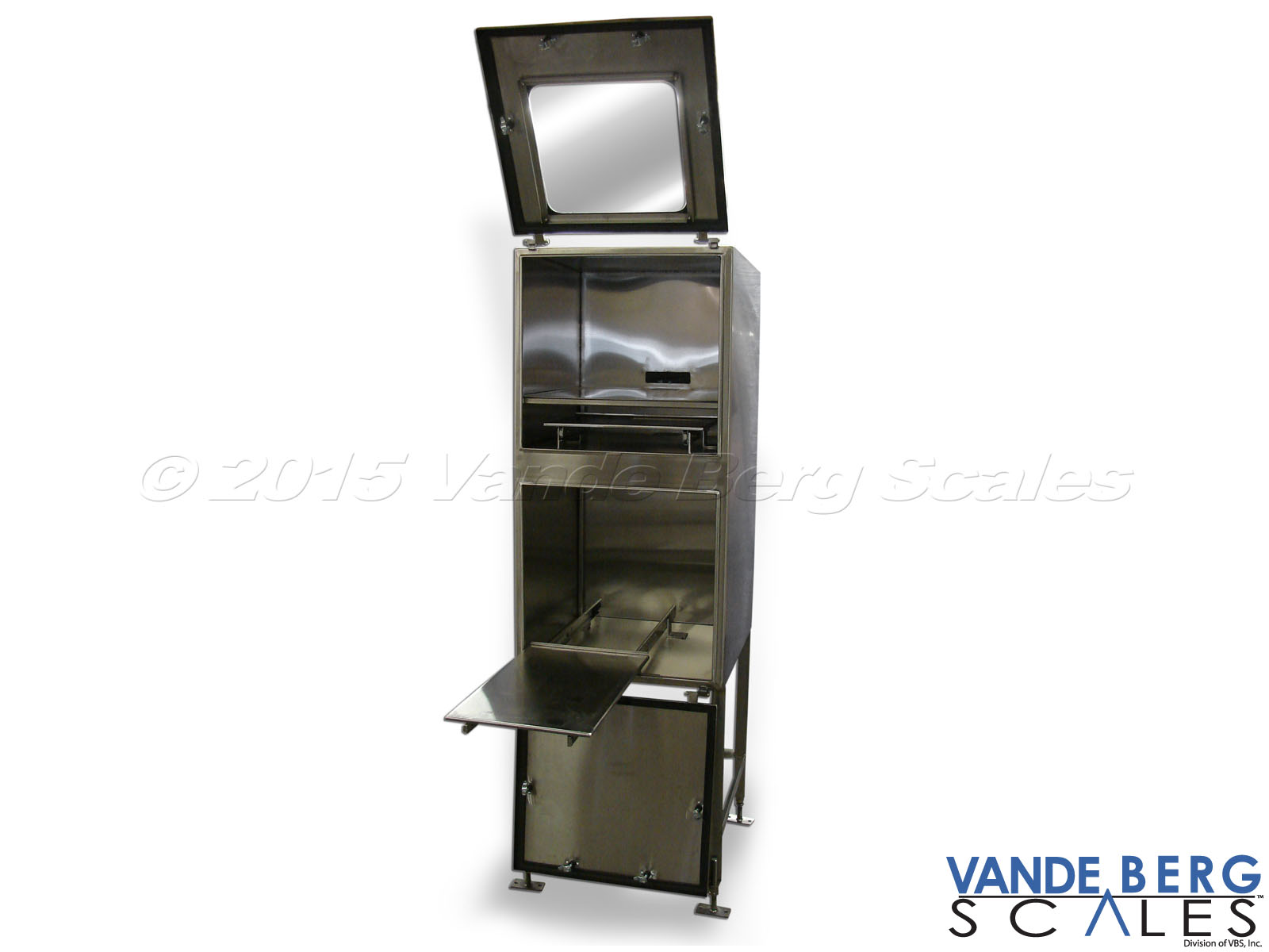 Large Stainless Steel Washdown Cabinets Nema 4x Rated