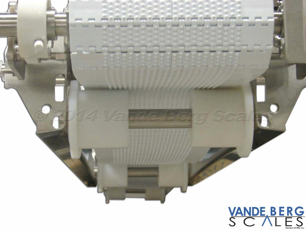Open access to the underside of the conveyor ensures you are able to clean all areas.