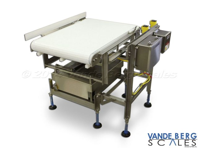 Low Profile Conveyor Scale