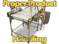 proper product handling_sortation