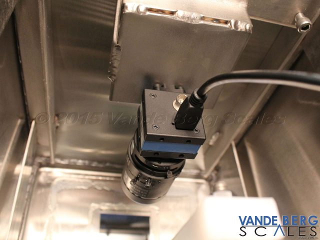 The Trolley Vision® camera takes detailed images of the trolley strap which are sent to the software for trolley ID.