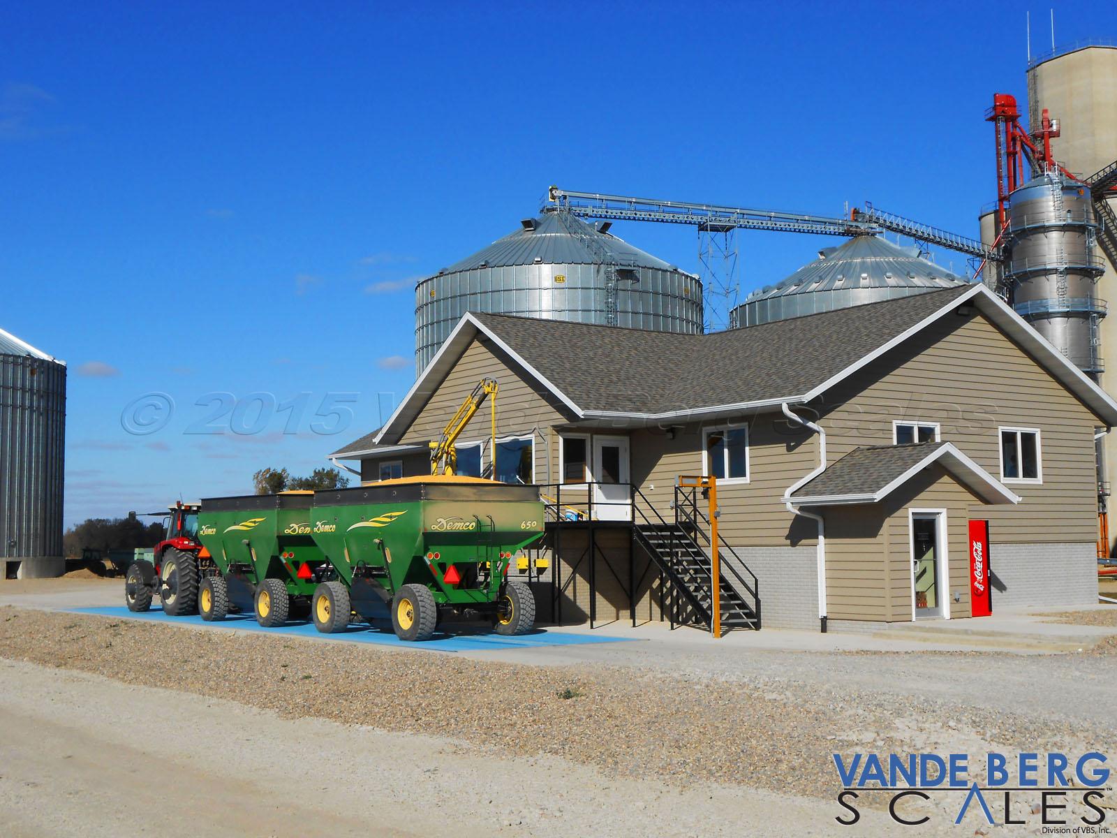 Grain-Truck-Scale-Tractor