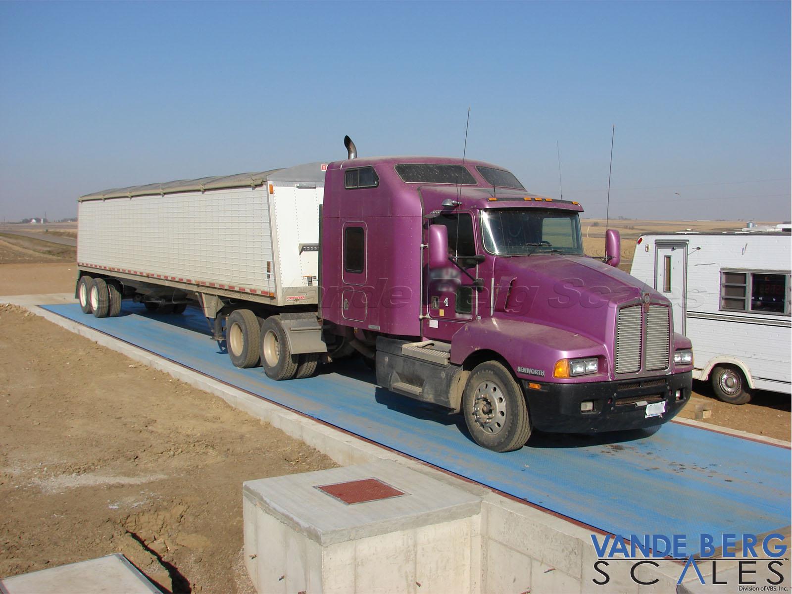 Grain-Truck-Scale