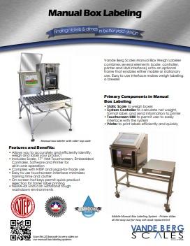 Manual Box Labeling PDF Brochure