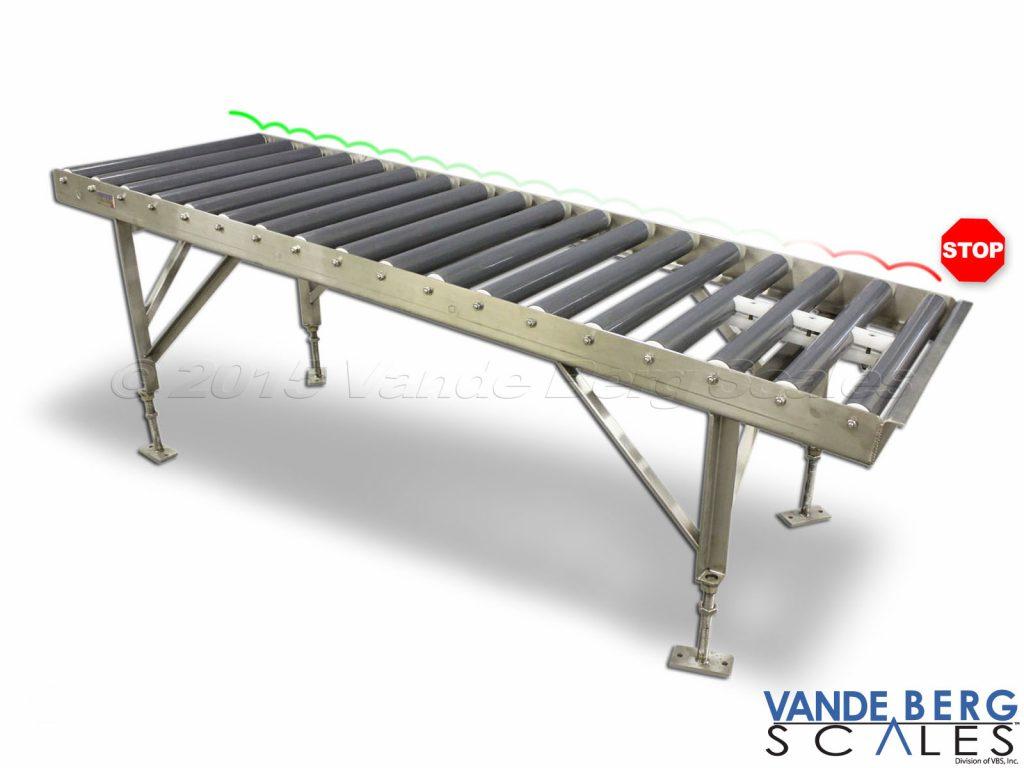 Box Conveyors  Intermittent Washdown Design