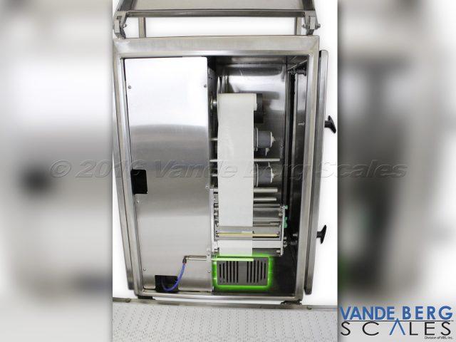 automatic tote labeler_label printer-applicator