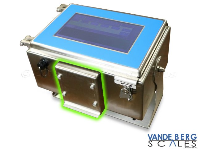 SDS-1000 Weight Indicator SS Box Washdown NEMA-4X