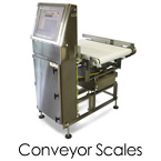 Conveyor Scale with Large Touchscreen