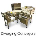 Diverging Conveyors