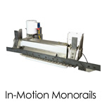 In-motion Monorails