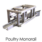 Poultry Monorail